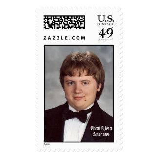 Vincent Jones, Vincent N JonesSenior 2006 Stamps