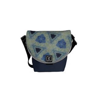 Vincent pattern no.1 courier bag