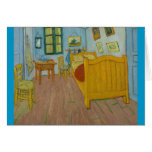 Vincent's bedroom at Arles Card