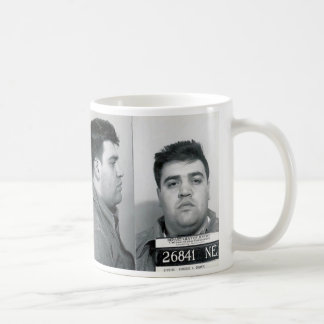 "Vincent ""The Chin"" Gigante Coffee Mugs"