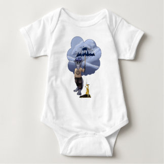 Vincent - Umbrella Baby Bodysuit