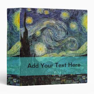 Vincent van Gogh, 梵 高 Binders