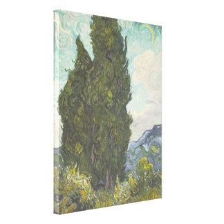 Vincent van Gogh - 0016 Lona Estirada Galerías