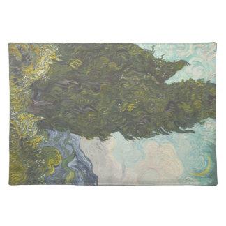 Vincent van Gogh - 0016 Mantel Individual