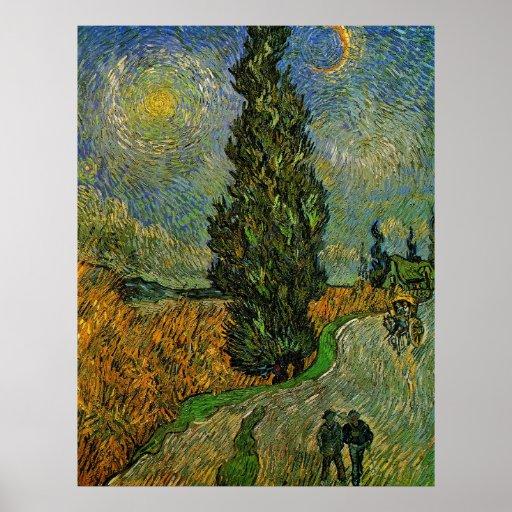 Vincent van Gogh 04 Póster