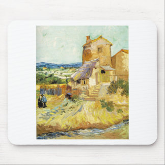 Vincent van Gogh (1853-1890) - The Old Mill (1888) Mouse Pad
