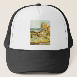 Vincent van Gogh (1853-1890) - The Old Mill (1888) Trucker Hat