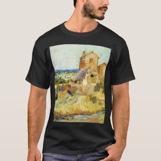 vincent van gogh 1853 1890  the old mill 1888  vin T-Shirt