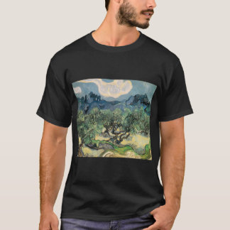 vincent van gogh 1853 1890  the olive trees 1889   T-Shirt