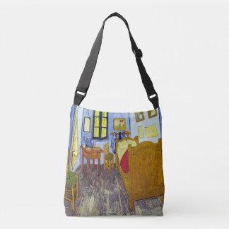 Vincent van Gogh 1888 The Bedroom At Arles Crossbody Bag
