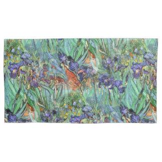 Vincent van Gogh 1889 Irises Pillowcase