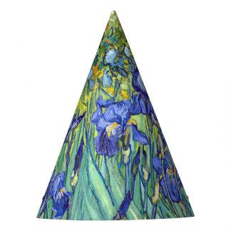 Vincent Van Gogh 1898 Irises Party Hat