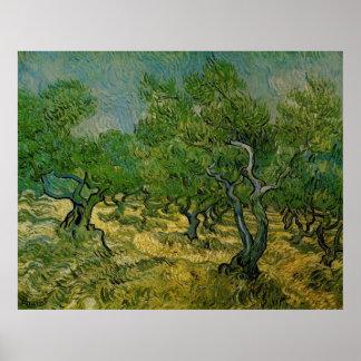 Vincent van Gogh 21 Poster