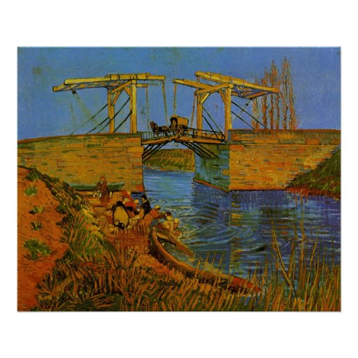 Vincent van Gogh 24 Póster