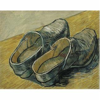 Vincent van Gogh - A pair of leather clogs Statuette