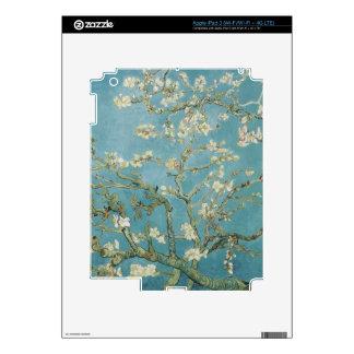 vincent van gogh, almond blossoms iPad 3 decal