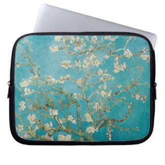 vincent van gogh almond blossoms laptop sleeve