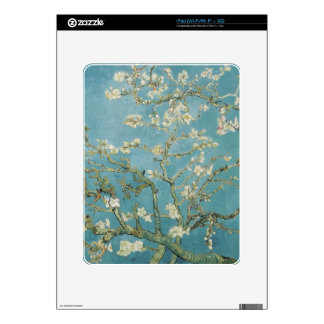 vincent van gogh, almond blossoms skin for iPad