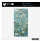 vincent van gogh, almond blossoms skin for the iPhone 4