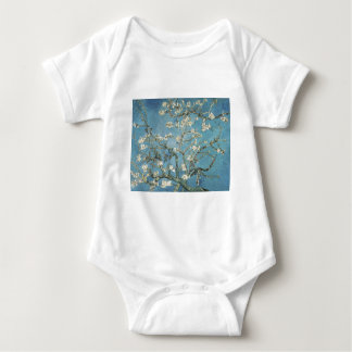Vincent van Gogh | Almond branches in bloom, 1890 Baby Bodysuit