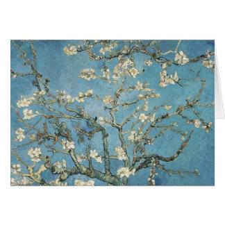 Vincent van Gogh | Almond branches in bloom, 1890 Card