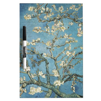 Vincent van Gogh | Almond branches in bloom, 1890 Dry-Erase Board
