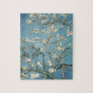 Vincent van Gogh | Almond branches in bloom, 1890 Jigsaw Puzzle