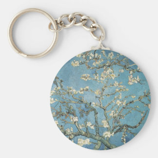 Vincent van Gogh | Almond branches in bloom, 1890 Keychain