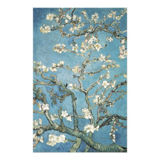 Vincent van Gogh | Almond branches in bloom, 1890 Stationery