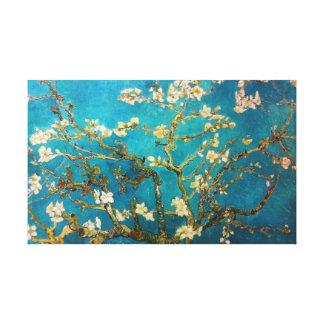 Vincent van Gogh Almond Tree Art Canvas Print