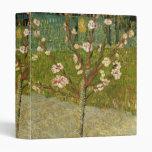 Vincent van Gogh - Almond tree in blossom Vinyl Binder