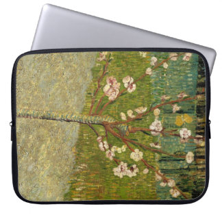 Vincent van Gogh - Almond tree in blossom Laptop Sleeve