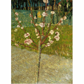 Vincent van Gogh - Almond tree in blossom Photo Cut Out