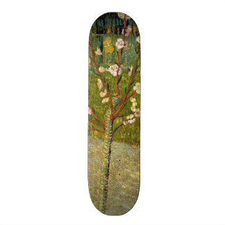 Vincent van Gogh - Almond tree in blossom Skate Board