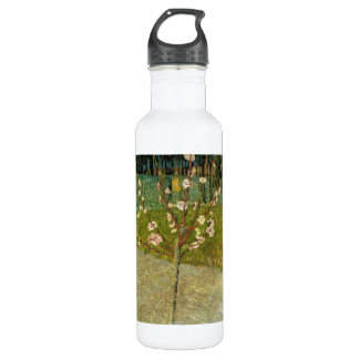 Vincent van Gogh - Almond tree in blossom Water Bottle