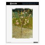 Vincent van Gogh - árbol de almendra en flor NOOK Skins