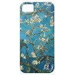 Vincent van Gogh, árbol de almendra floreciente iPhone 5 Cobertura