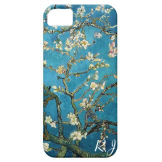 Vincent van Gogh, árbol de almendra floreciente Funda Para iPhone SE/5/5s