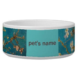 Vincent Van Gogh Art for Pets Bowl