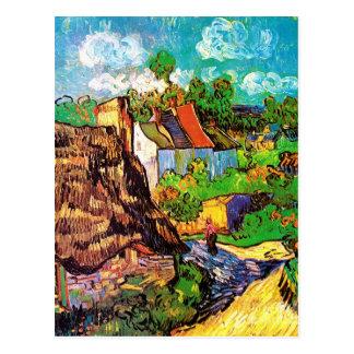 Vincent Van Gogh art Postcard