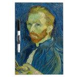 Vincent van Gogh - autorretrato