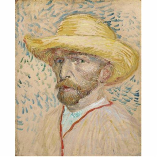 Vincent van Gogh - autorretrato Esculturas Fotográficas