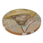 Vincent van Gogh - autorretrato Juego De Fichas De Póquer