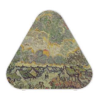 Vincent van Gogh | Autumn landscape, 1890 Speaker