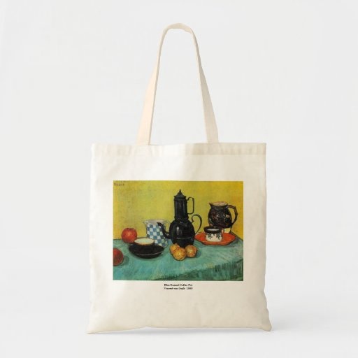Vincent van Gogh Canvas Bags