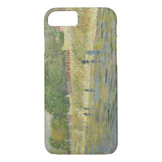 Vincent van Gogh - Bank of the Seine iPhone 7 Case