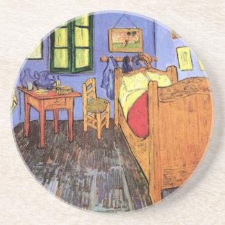 Vincent Van Gogh Bedroom In Arles Drink Coasters