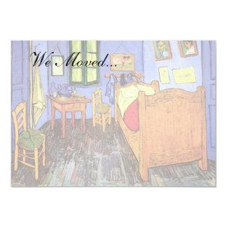Vincent Van Gogh - Bedroom In Arles Fine Art Card