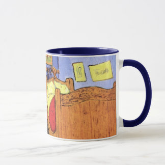 Vincent Van Gogh - Bedroom In Arles Fine Art Mug