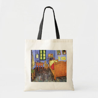 Vincent Van Gogh - Bedroom In Arles Fine Art Tote Bag